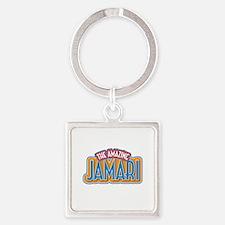 The Amazing Jamari Keychains