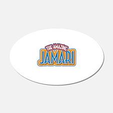 The Amazing Jamari Wall Decal