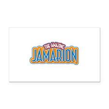 The Amazing Jamarion Rectangle Car Magnet