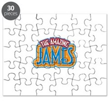 The Amazing James Puzzle