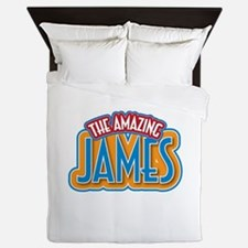 The Amazing James Queen Duvet