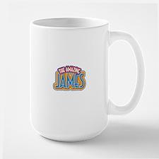 The Amazing James Mug