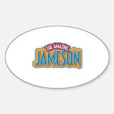The Amazing Jameson Decal