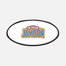 The Amazing Jamison Patches
