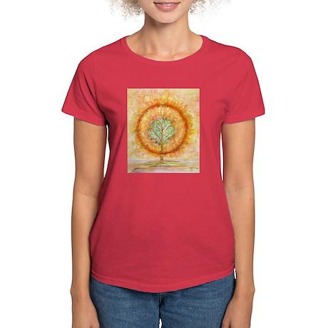 Sundance Tree Women's Dark T-Shirt