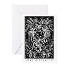 Shub-Niggurath Greeting Cards (Pk of 10)