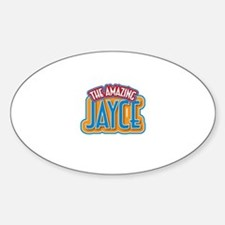 The Amazing Jayce Decal