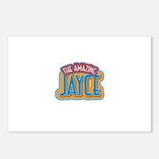 The Amazing Jayce Postcards (Package of 8)