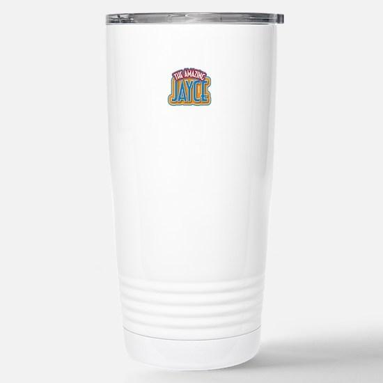 The Amazing Jayce Travel Mug