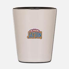 The Amazing Jaydin Shot Glass