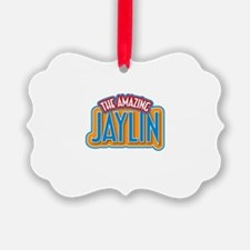 The Amazing Jaylin Ornament