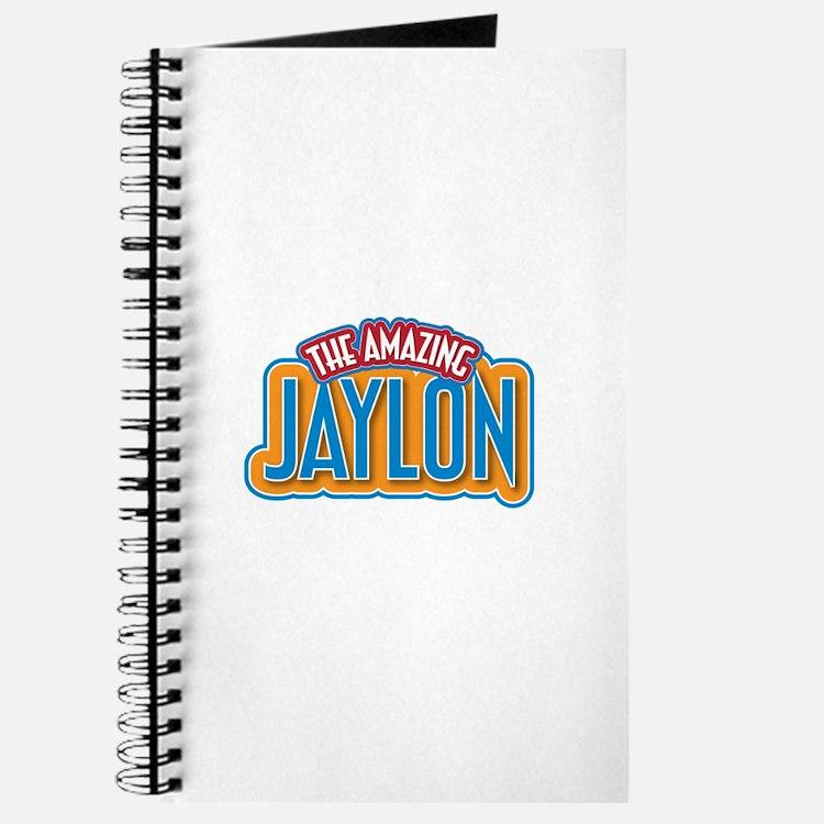 The Amazing Jaylon Journal