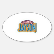 The Amazing Jayson Decal