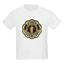 Annapolis Police Kids T-Shirt