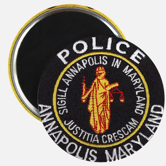 Annapolis Police Magnet