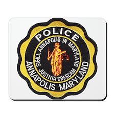 Annapolis Police Mousepad