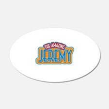 The Amazing Jeremy Wall Decal