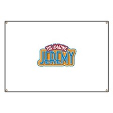 The Amazing Jeremy Banner