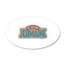 The Amazing Jermaine Wall Decal
