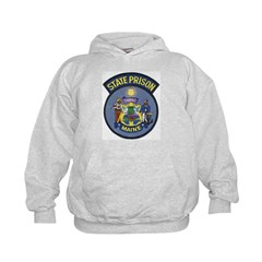 Maine State Prison Hoodie