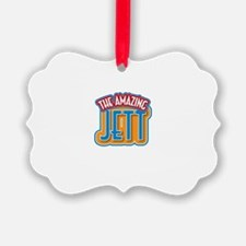 The Amazing Jett Ornament