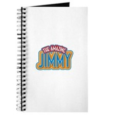 The Amazing Jimmy Journal