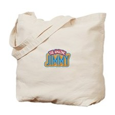 The Amazing Jimmy Tote Bag