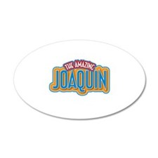 The Amazing Joaquin Wall Decal