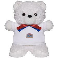 The Amazing Johan Teddy Bear