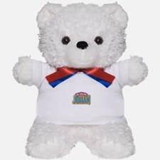 The Amazing Johan Teddy Bear