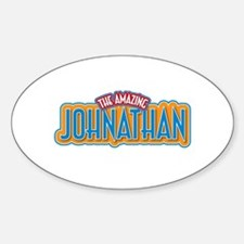 The Amazing Johnathan Decal