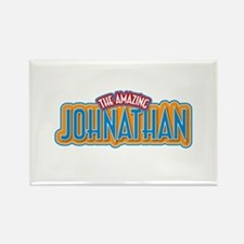 The Amazing Johnathan Rectangle Magnet