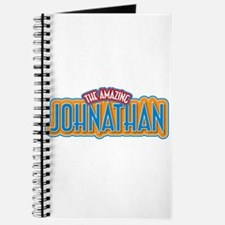 The Amazing Johnathan Journal