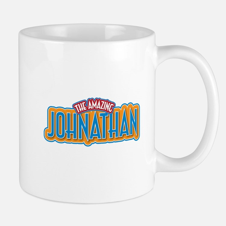 The Amazing Johnathan Mug