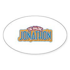 The Amazing Jonathon Decal