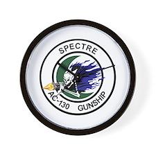 AC-130 Spectre Wall Clock