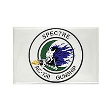 AC-130 Spectre Rectangle Magnet