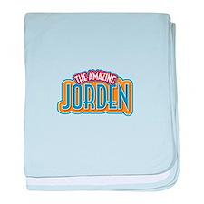 The Amazing Jorden baby blanket