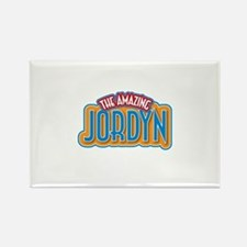 The Amazing Jordyn Rectangle Magnet