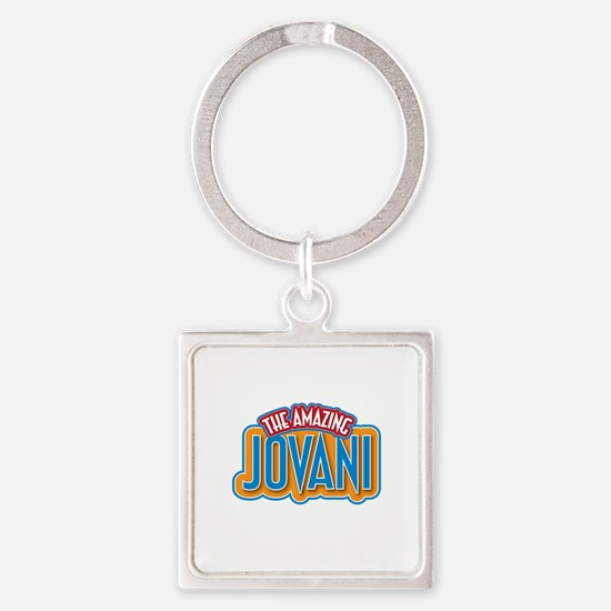 The Amazing Jovani Keychains