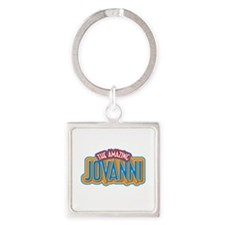 The Amazing Jovanni Keychains