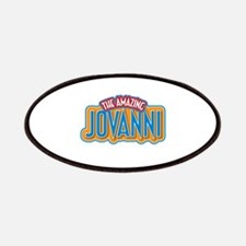 The Amazing Jovanni Patches