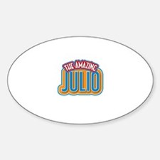 The Amazing Julio Decal