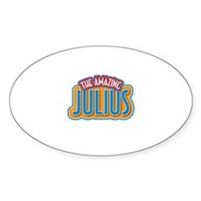 The Amazing Julius Decal