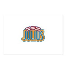 The Amazing Julius Postcards (Package of 8)
