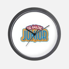 The Amazing Junior Wall Clock