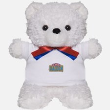 The Amazing Kaeden Teddy Bear