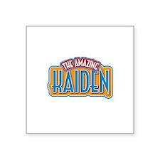 The Amazing Kaiden Sticker