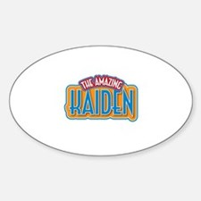 The Amazing Kaiden Decal
