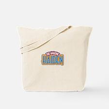 The Amazing Kaiden Tote Bag